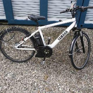 ヤマハ。電動アシスト自転車