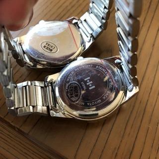 腕時計 ペア
