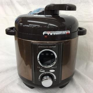 【新品】電気圧力鍋  LPC-T12