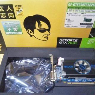 【グラフィックボード】GTX750Ti ロープロファイル対応品