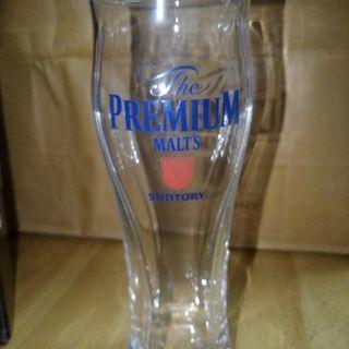 プレミアムモルツ限定ビアグラス