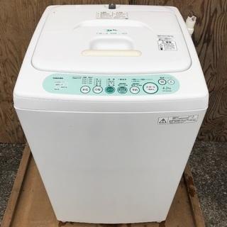 【配送無料】東芝 4.2kg 洗濯機 2011年製 AW-404