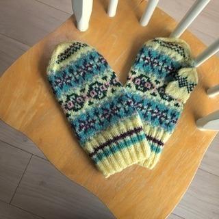 編み物教えます マンツーマンで初歩から