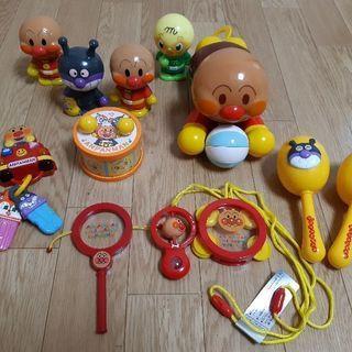 【ご成約】アンパンマン いろいろおもちゃセット