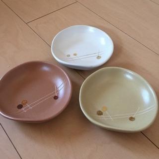 皿 3枚セット