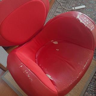 機能付き椅子