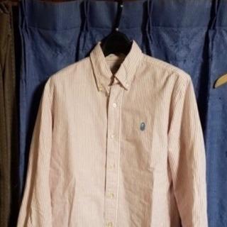 APE メンズシャツ 綿100%