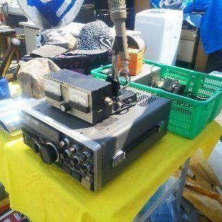 激安❗マニアの方🉐送受信ok、430と145アマチュア無線機、激...