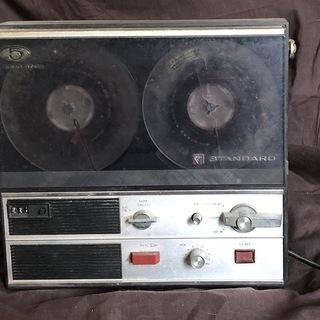 オープンリール レコーダー