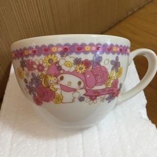 マイメロのスープカップ