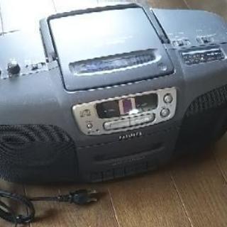 【ジャンク品】ラジカセ aiwa 98年製