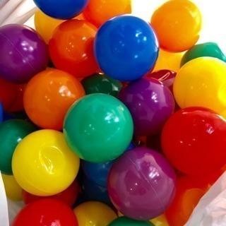 INTEX カラーボール96個!除菌済み