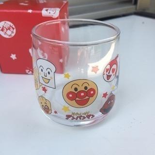 アンパンマンちびグラス ガラス製 コップ
