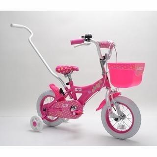 子供自転車 補助輪付き 12インチ