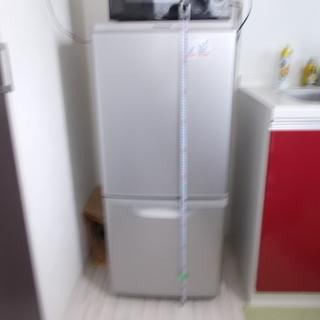 冷蔵庫 138L Panasonic