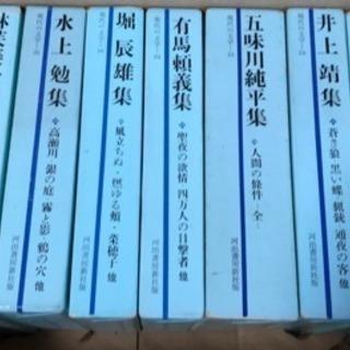 現代文学全集28冊
