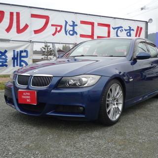 BMW323i Mスポーツ ナビ・TV・バックカメラ付き