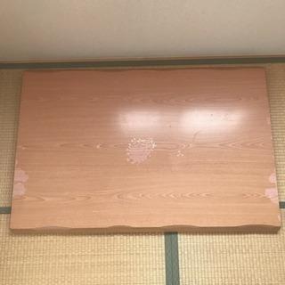 天板のみ☆こたつテーブル 120×80cm