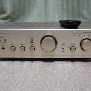 DENONプリメインアンプ PMA-390Ⅲ