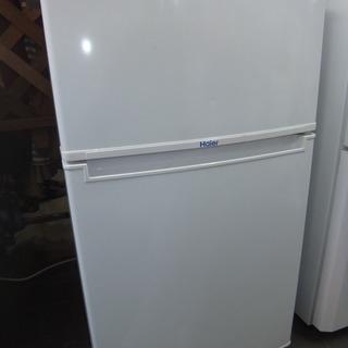 Haier ハイアール 2ドア 冷凍冷蔵庫 85L JR-N85...