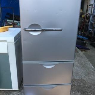 SANYO/サンヨー ノンフロン冷凍冷蔵庫 SR-261P  2...