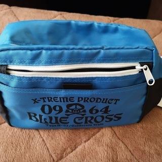 【最終値下げ】非売品 BLUE CROSS バッグ