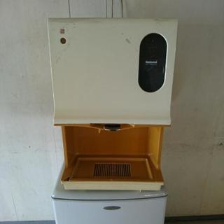 レトロなナショナル  冷水機  温水可能