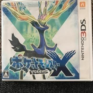 任天堂 3DS ポケットモンスターX