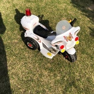 引き渡し決まりました。       ジャンク 子供用 電動バイク
