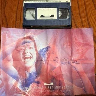 中古 VHS テープ 3本 まとめ − 新潟県
