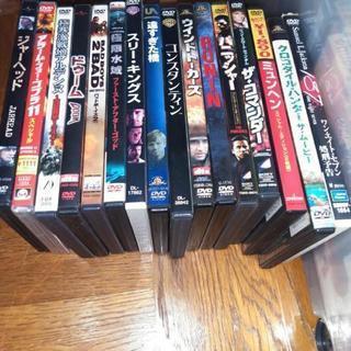 DVD色々追加しました