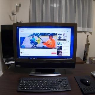 【動画有】デスクトップ型テレビパソコン【PC-VW770FS6C】