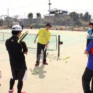 【初心者〜中級者向け】熱血テニススクールの一般向けテニスレッスン