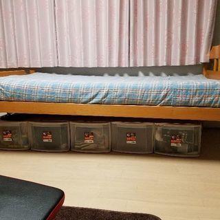ベッド差し上げます🎵『0円』