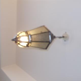 青銅の照明器具 4個セット
