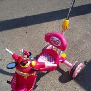 子供三輪車