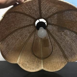 ⭐️藤の電気傘⭐️ 値下げしました❣️