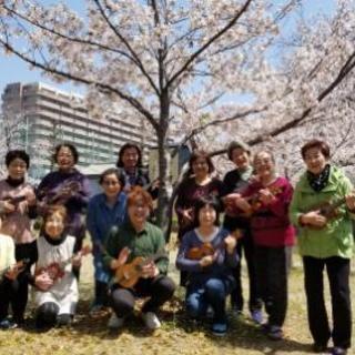 住吉区長居のウクレレ教室(第2・4金曜日) - 音楽