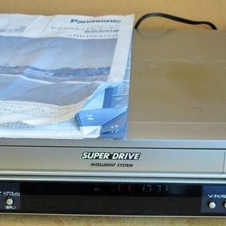 ☆パナソニック Panasonic NV-HX37YG VHSレ...