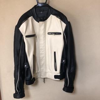 バイク用革ジャケット