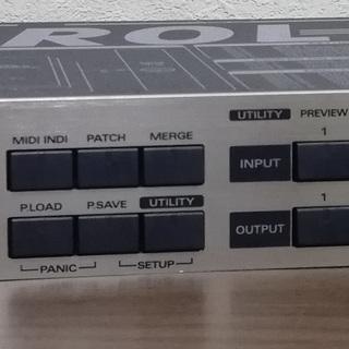 EDIROL MIDIインターフェース UM-880