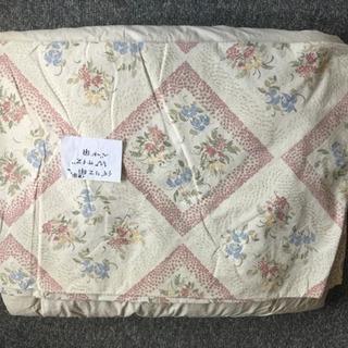 イギリス製 羽毛布団 カバー