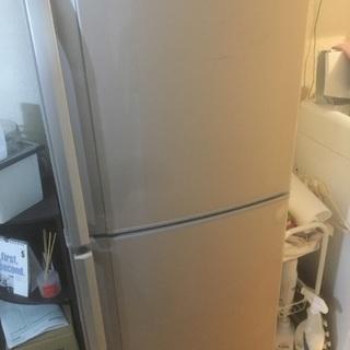 SHARP 2ドア ノンフロン冷凍冷蔵庫SJ-23T-S