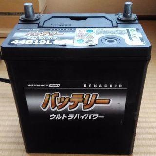 バッテリー 44Bー19Lウルトラハイパワー
