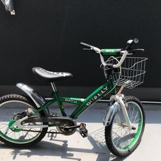 子供用自転車 DUALLY BMX 18インチ 商談中