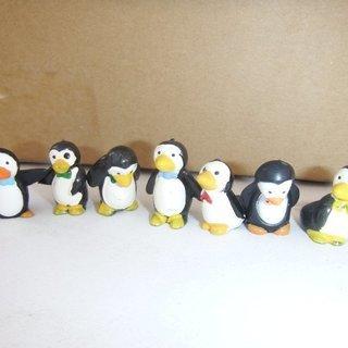 ペンギン 置物