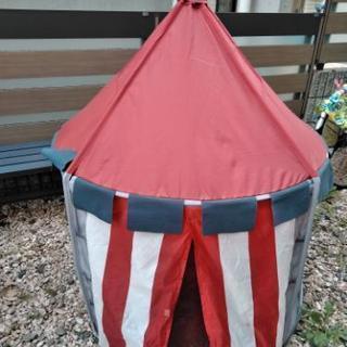 IKEA 子供向けテント