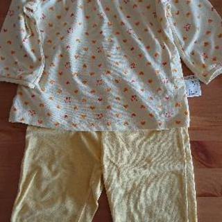 パジャマ2着セット サイズ80