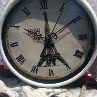 未使用 掛け時計