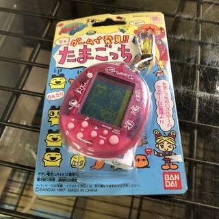 マメゲームで発見!たまごっち マメゲーム ミニゲーム 携帯ゲーム